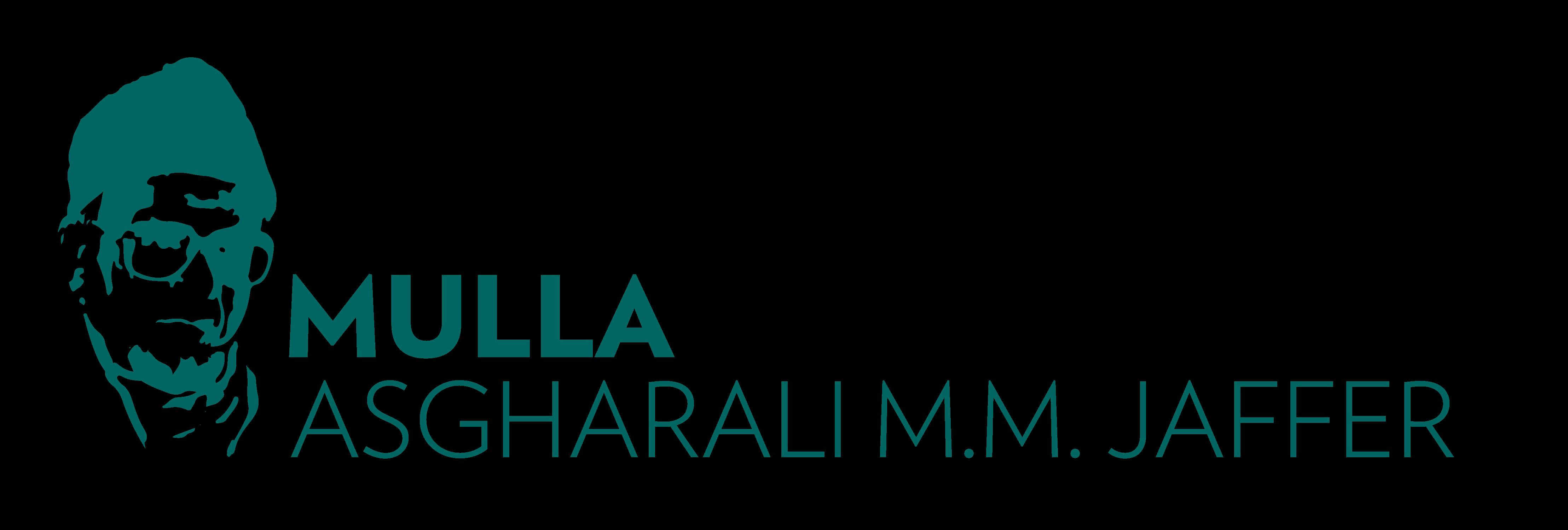 Mulla Asgharali M.M. Jaffer